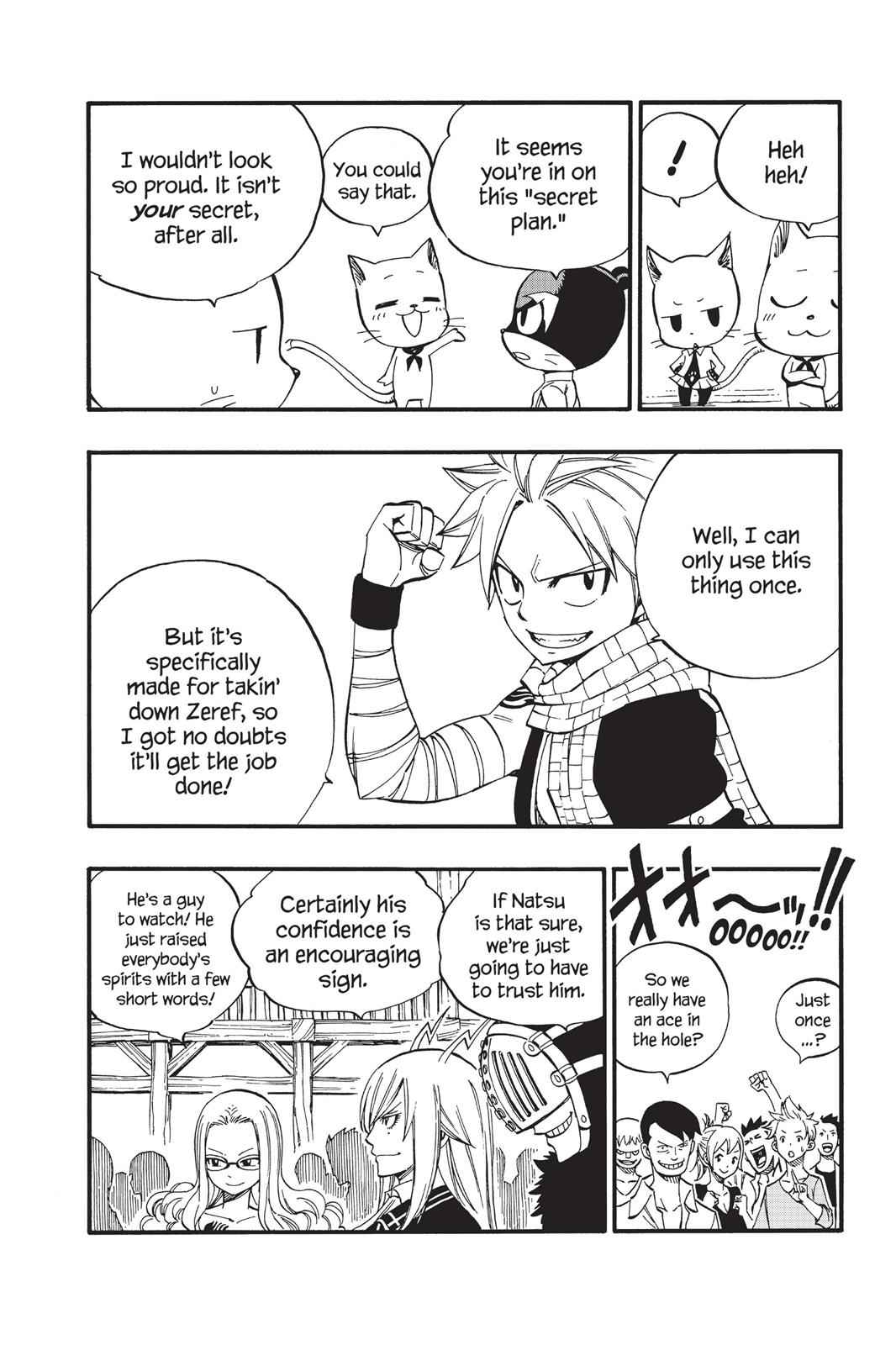 Fairy Tail Chapter 452 Page 7