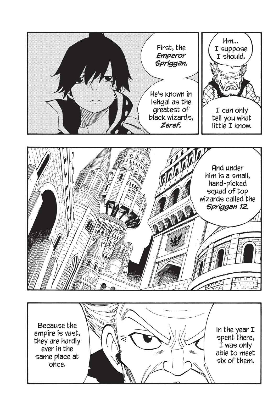 Fairy Tail Chapter 452 Page 9