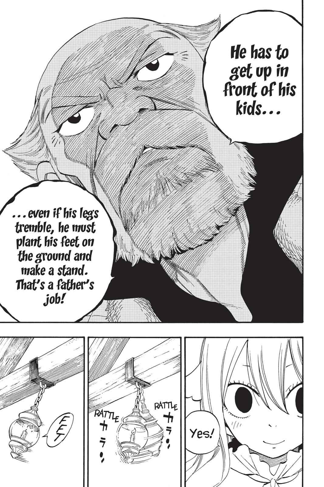 Fairy Tail Chapter 453 Page 15