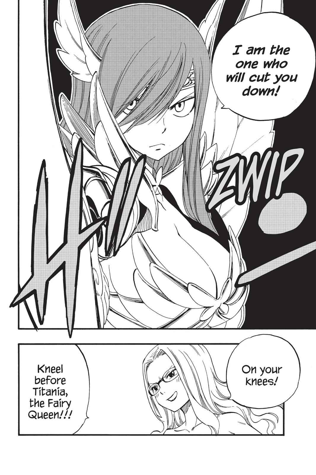 Fairy Tail Chapter 454 Page 18
