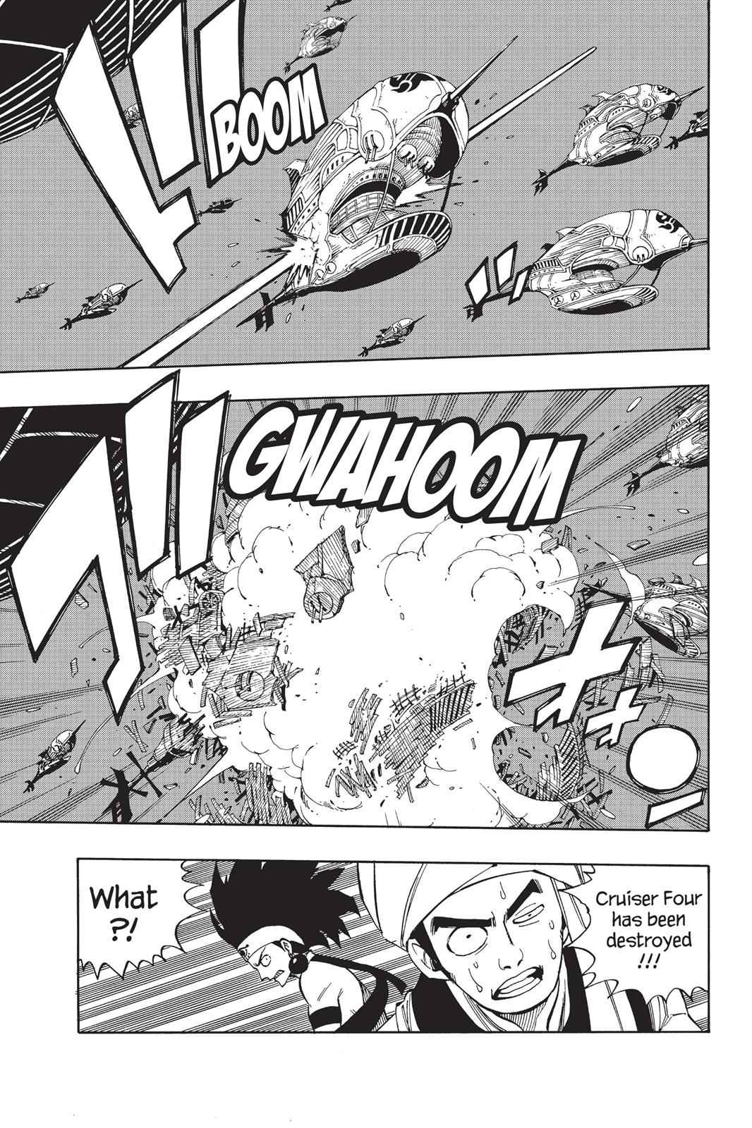 Fairy Tail Chapter 454 Page 8