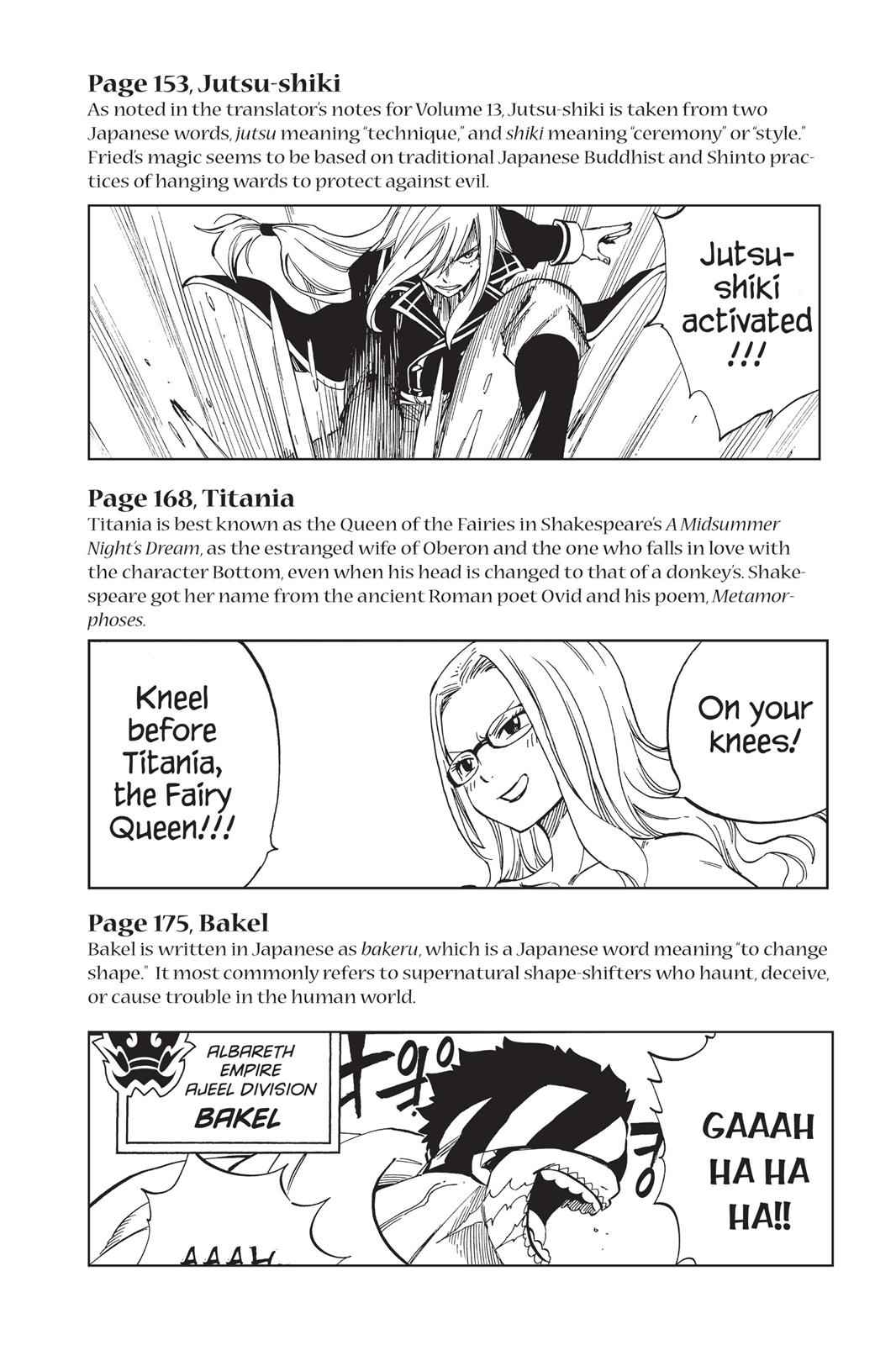 Fairy Tail Chapter 455 Page 26