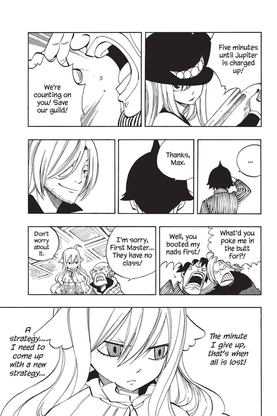 Fairy Tail Chapter 456 Page 19