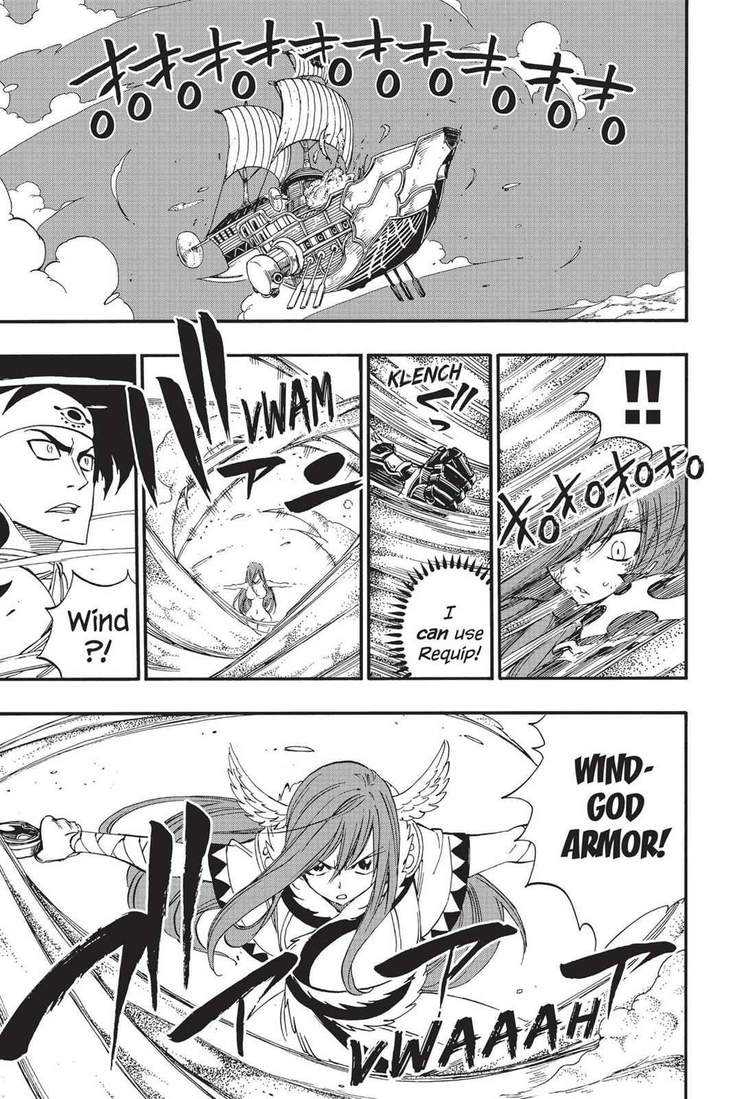 Fairy Tail Chapter 457 Page 13