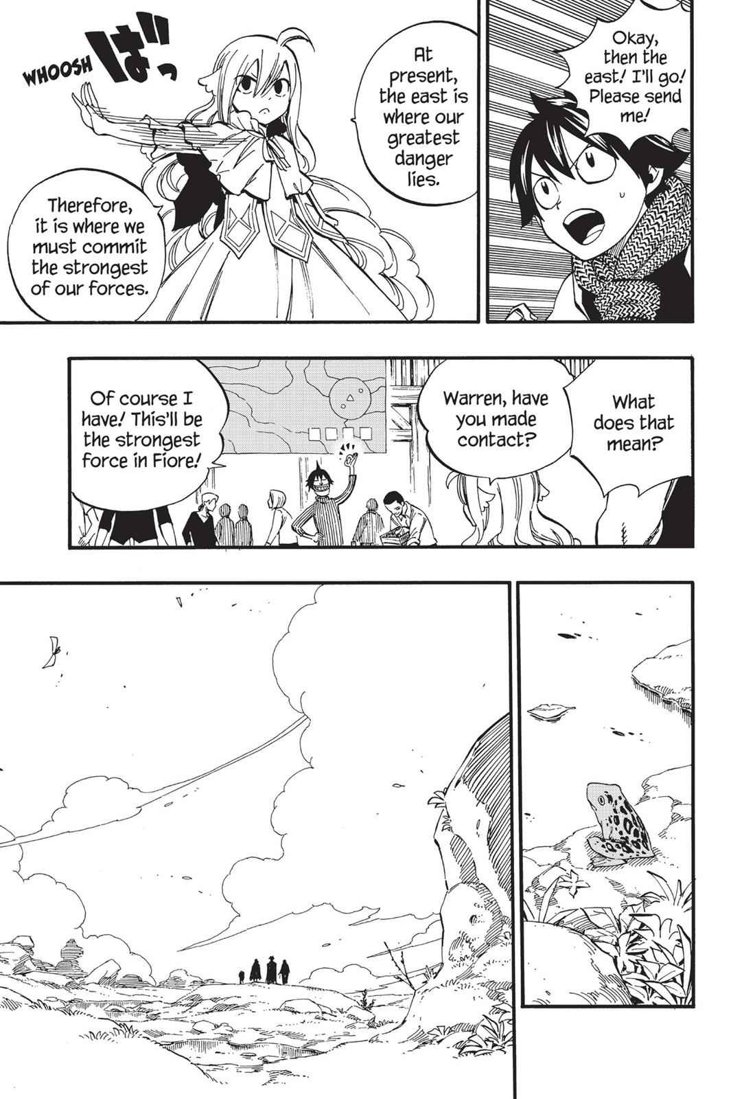 Fairy Tail Chapter 462 Page 15