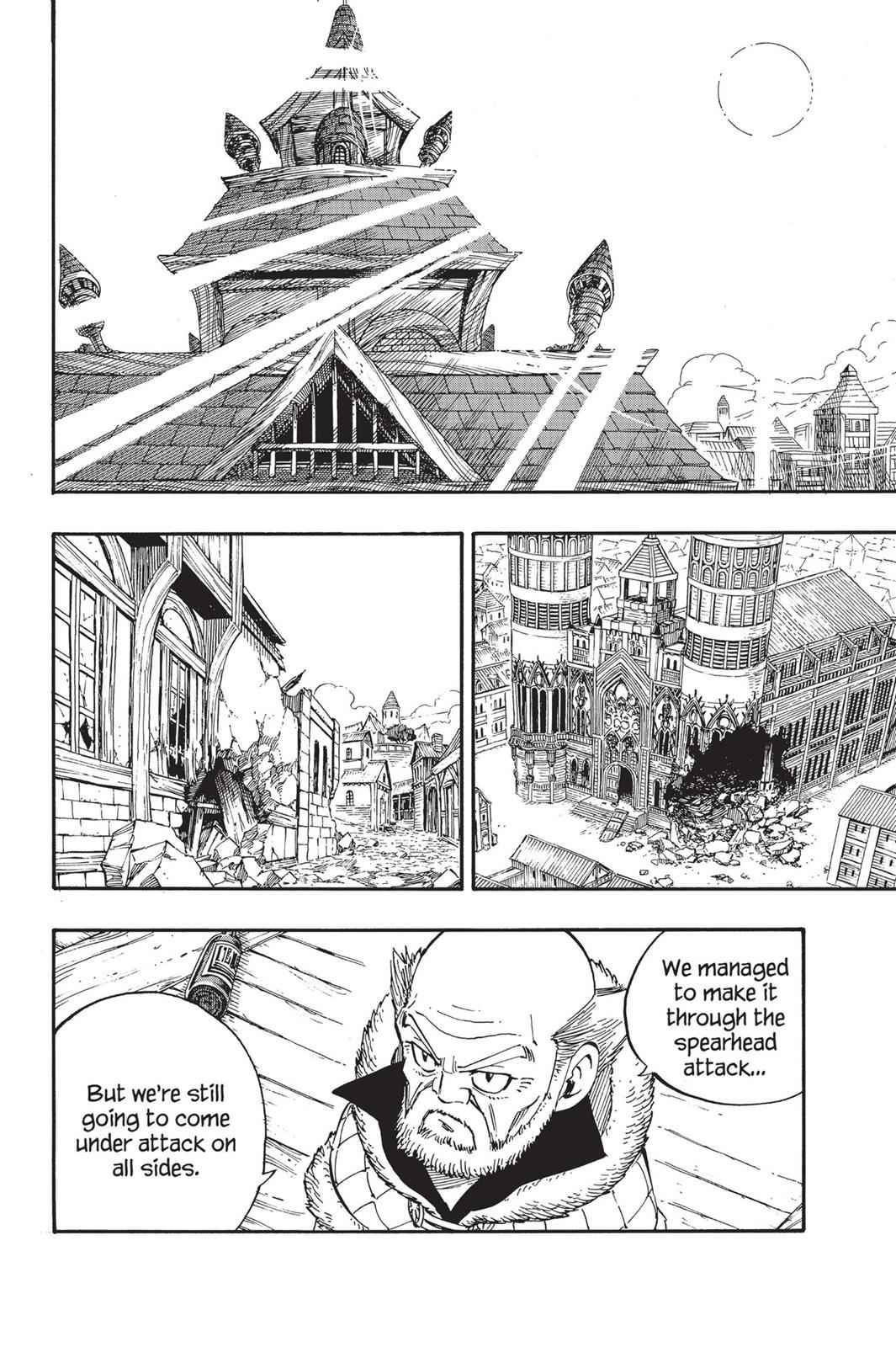 Fairy Tail Chapter 462 Page 2