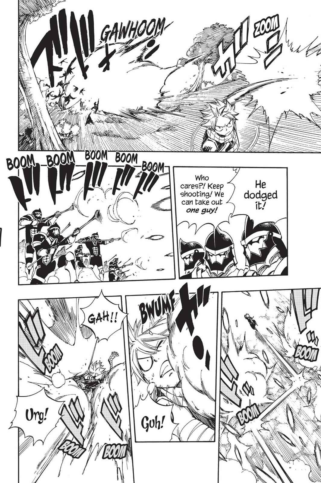 Fairy Tail Chapter 463 Page 13