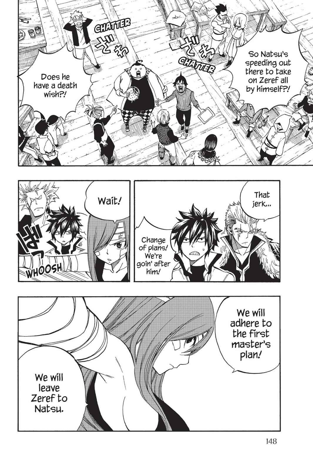 Fairy Tail Chapter 463 Page 2
