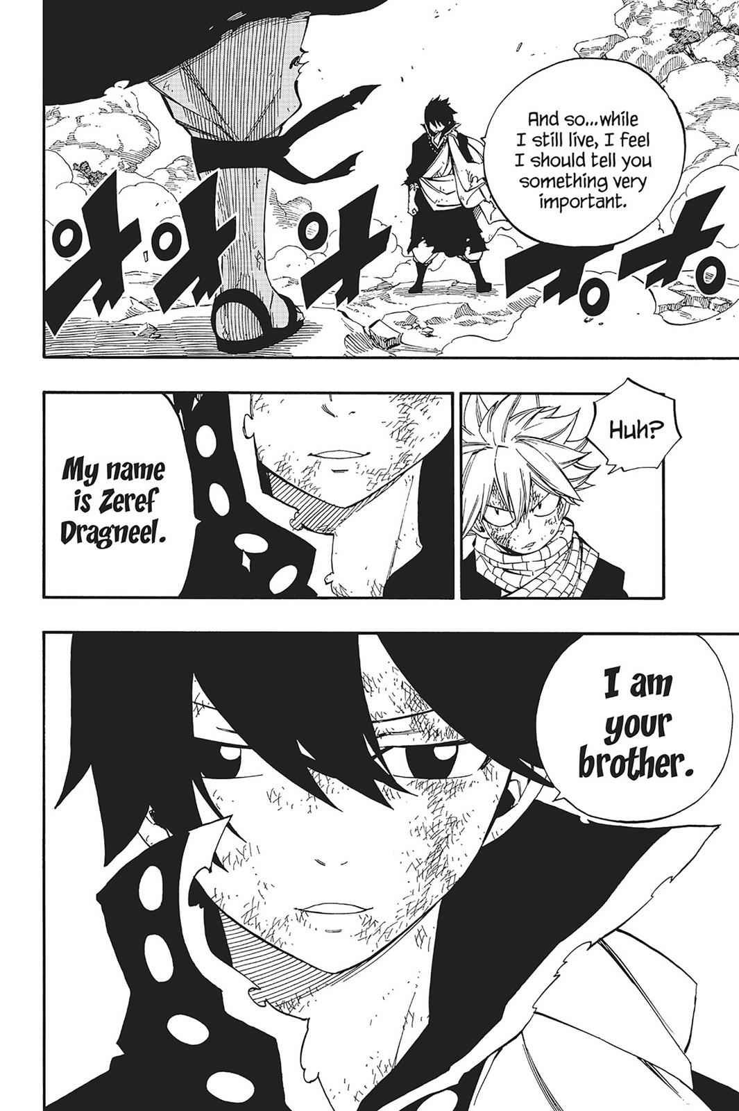 Fairy Tail Chapter 465 Page 10
