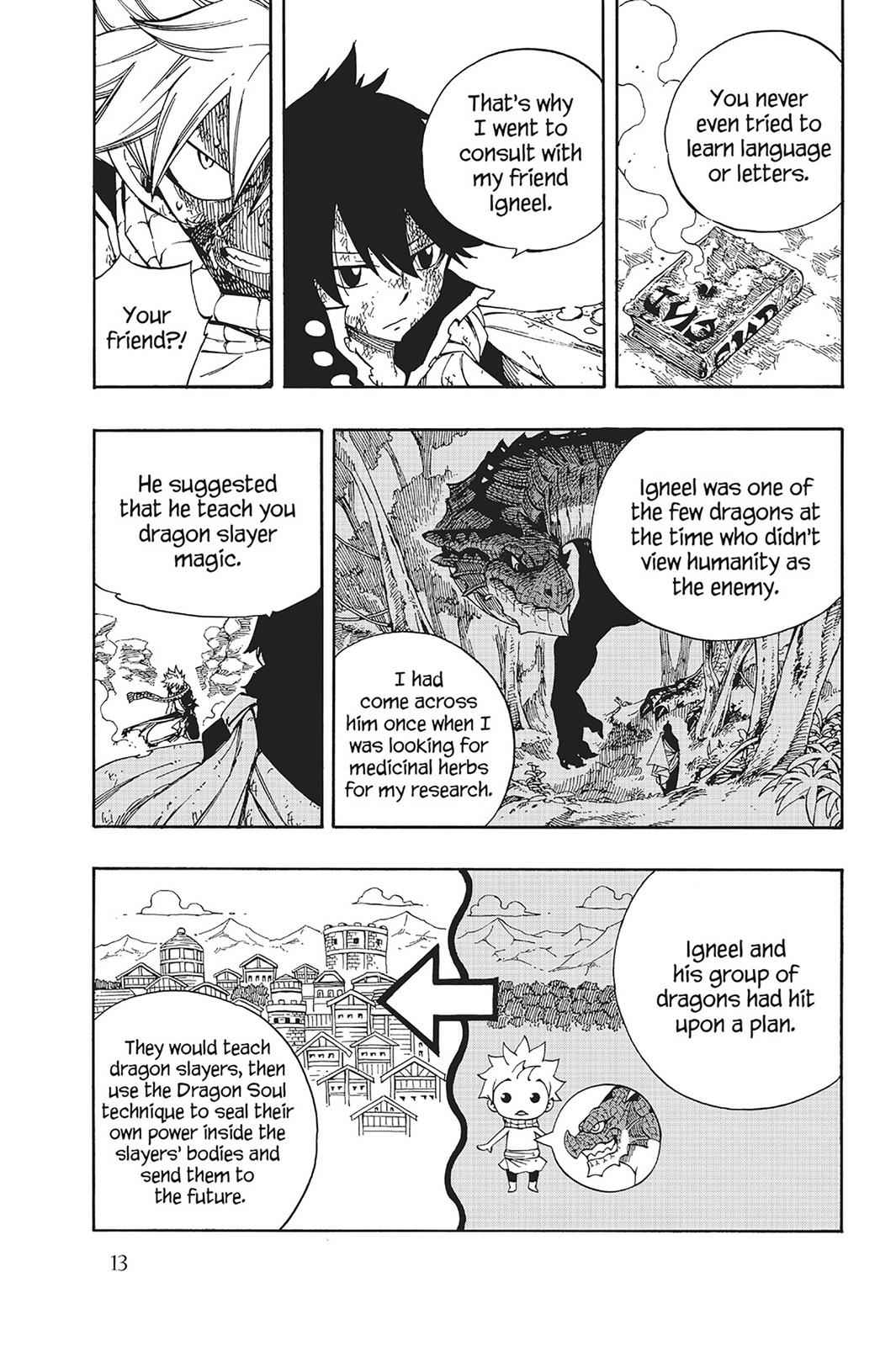 Fairy Tail Chapter 465 Page 15