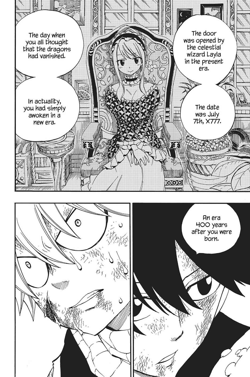 Fairy Tail Chapter 465 Page 18