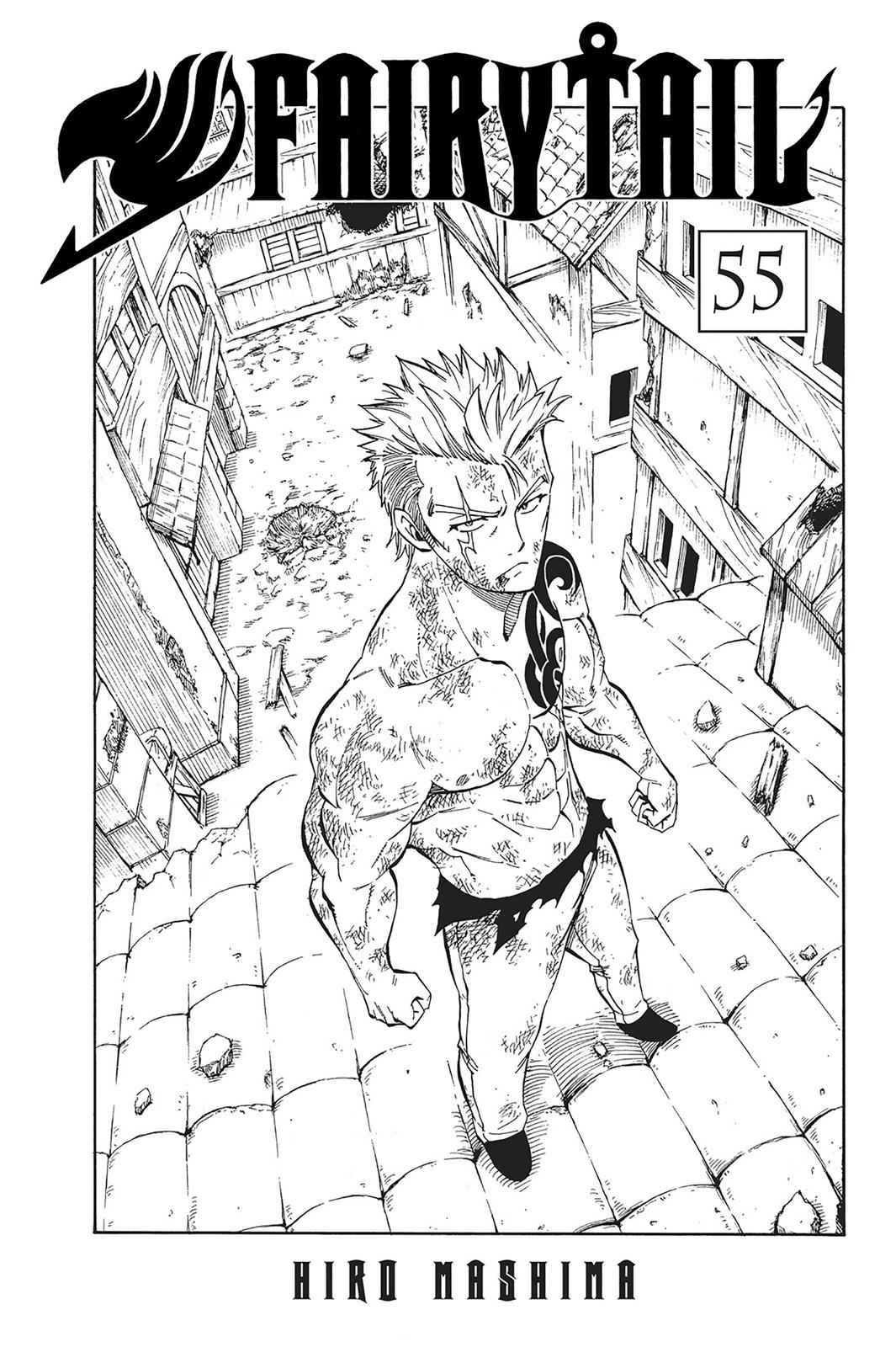 Fairy Tail Chapter 465 Page 3