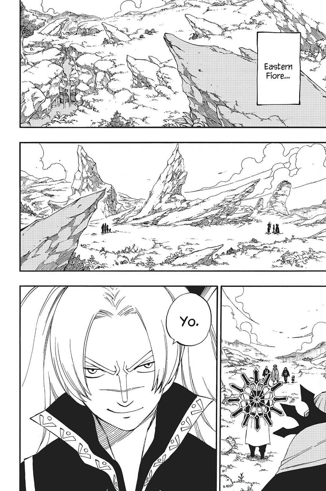Fairy Tail Chapter 466 Page 14