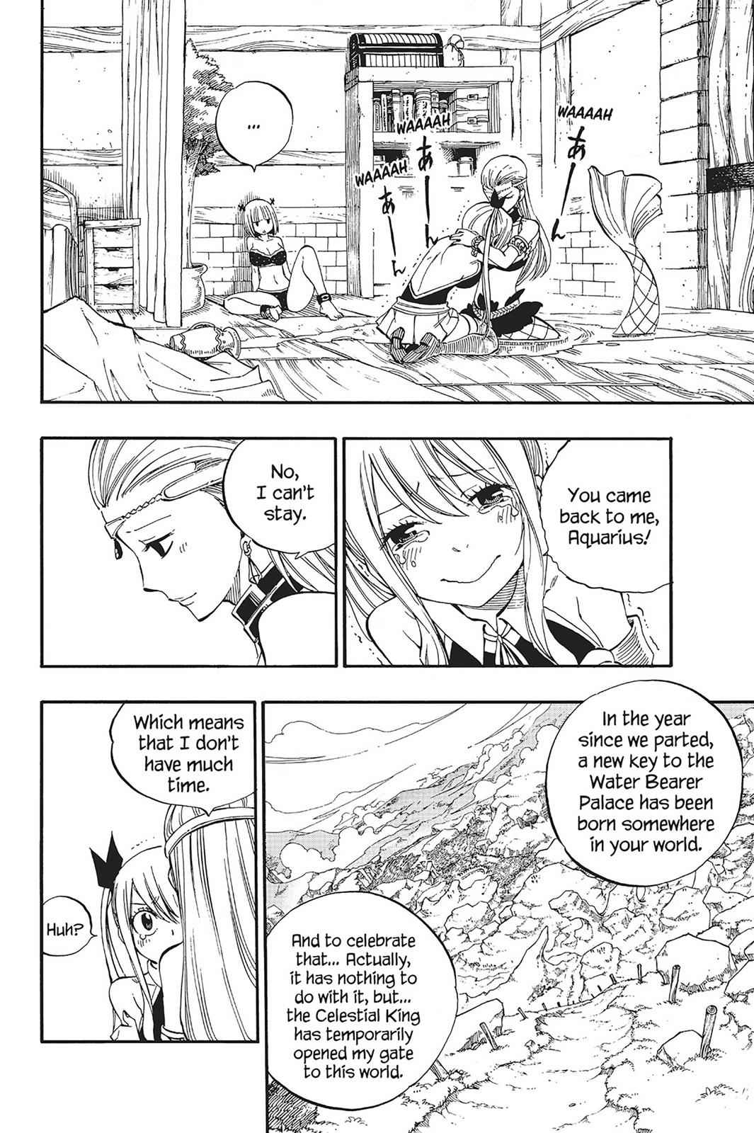 Fairy Tail Chapter 468 Page 4