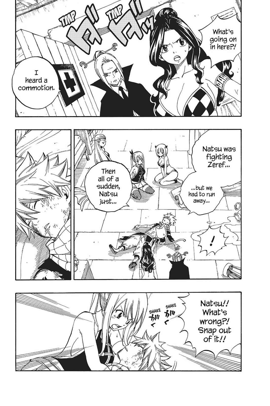 Fairy Tail Chapter 469 Page 2