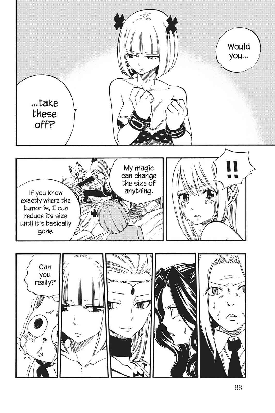 Fairy Tail Chapter 469 Page 6