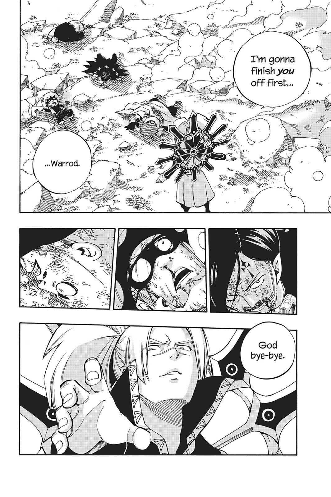 Fairy Tail Chapter 470 Page 2