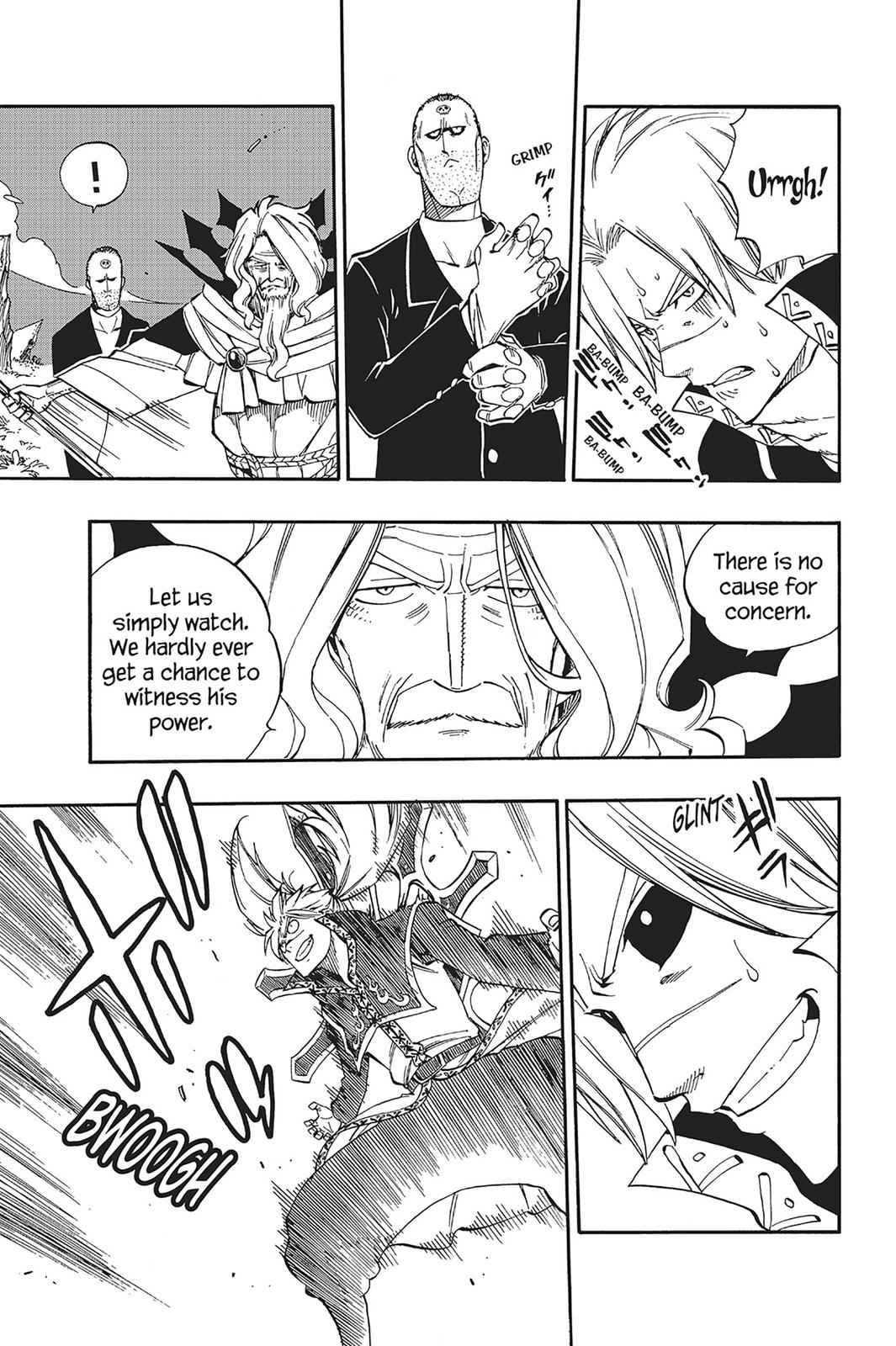 Fairy Tail Chapter 470 Page 7