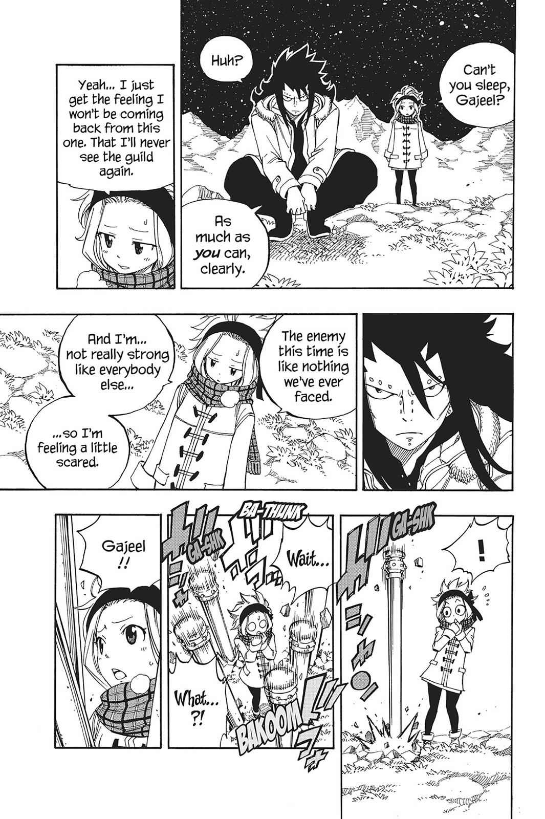 Fairy Tail Chapter 471 Page 13