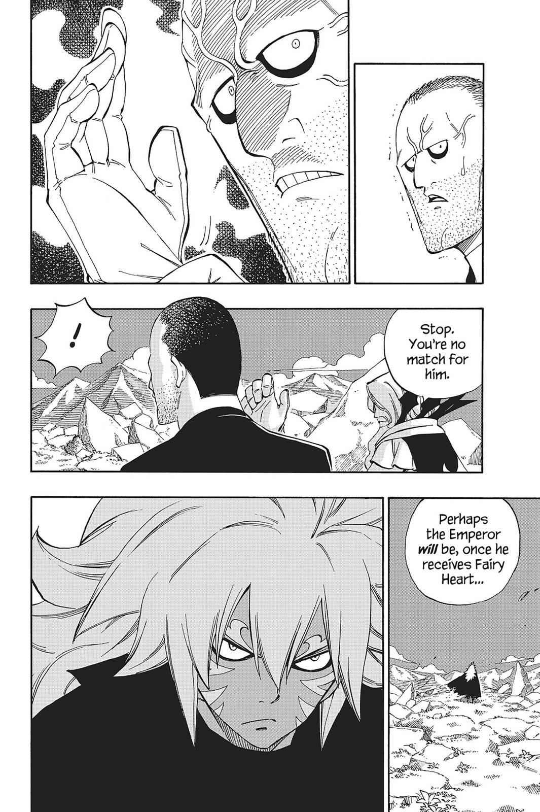 Fairy Tail Chapter 471 Page 4