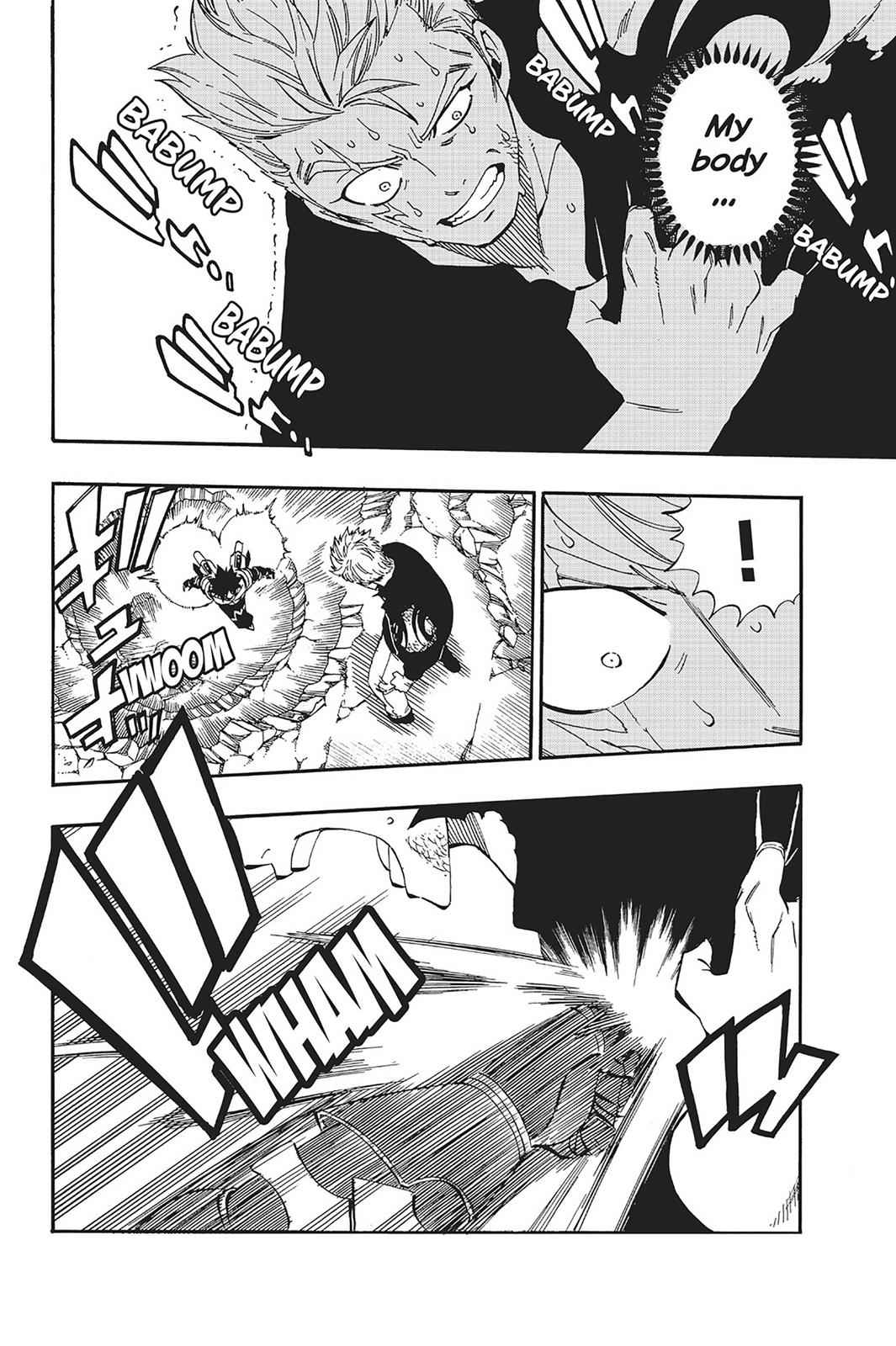 Fairy Tail Chapter 473 Page 2