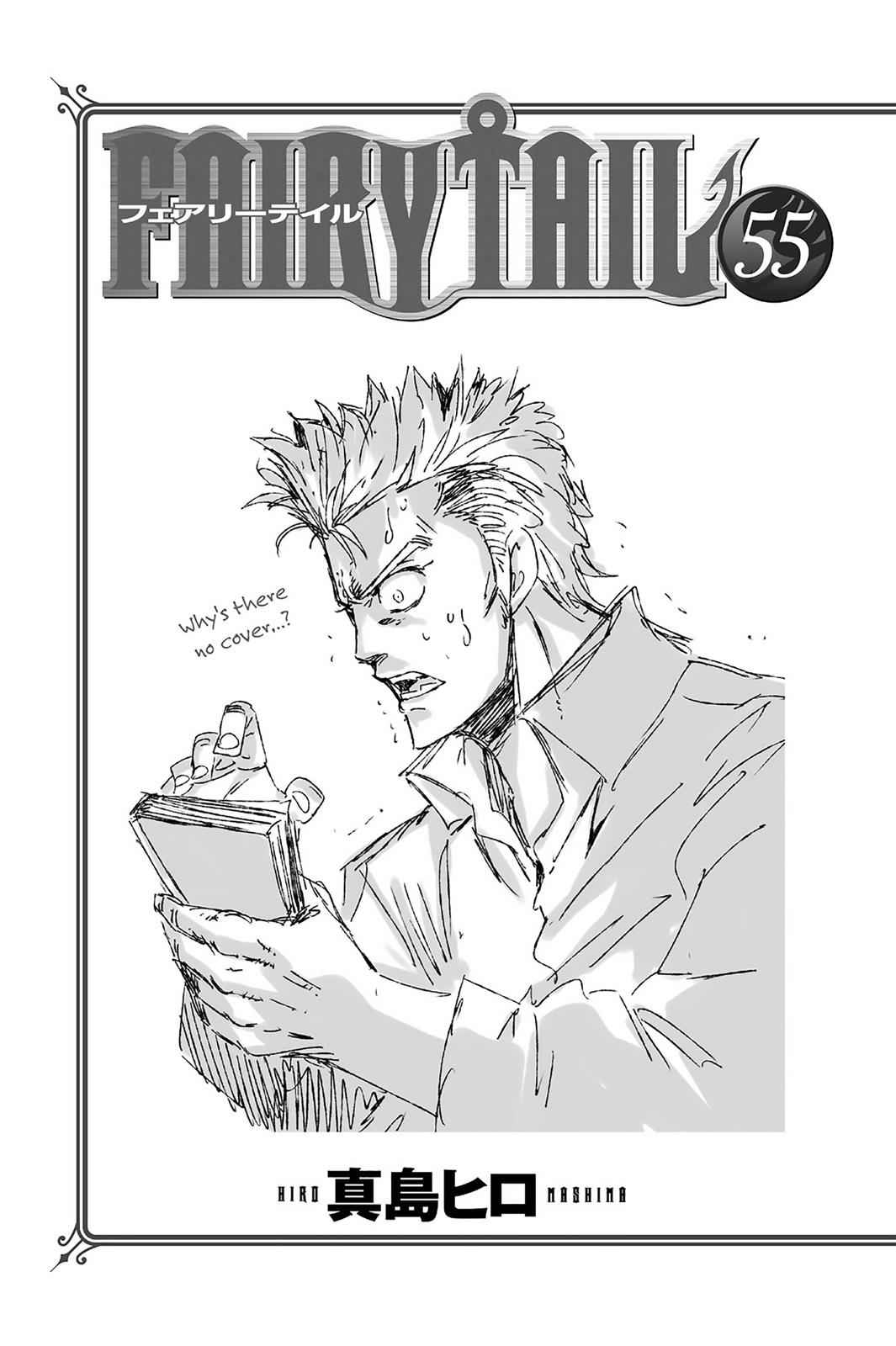 Fairy Tail Chapter 473 Page 24