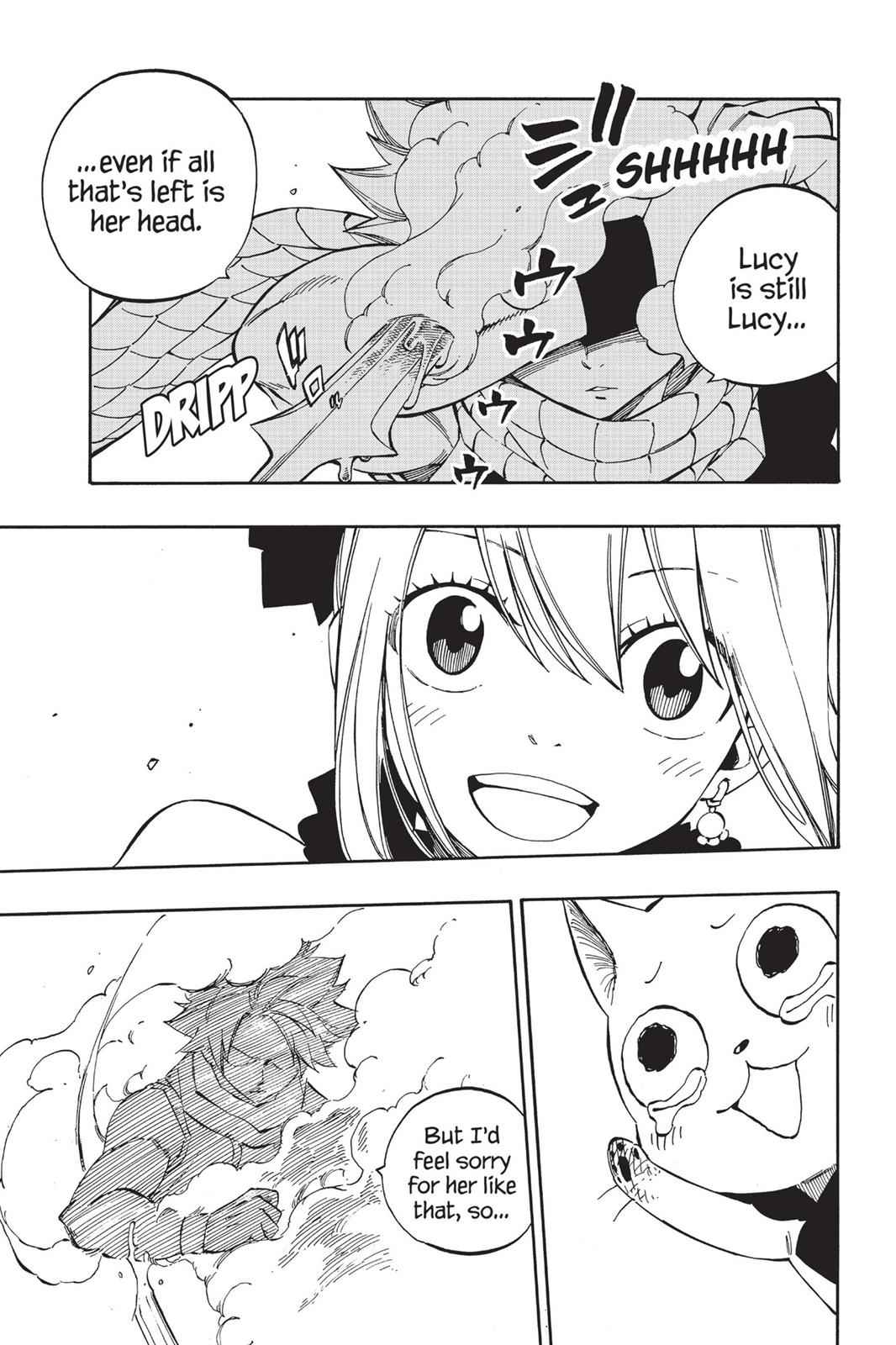Fairy Tail Chapter 477 Page 23