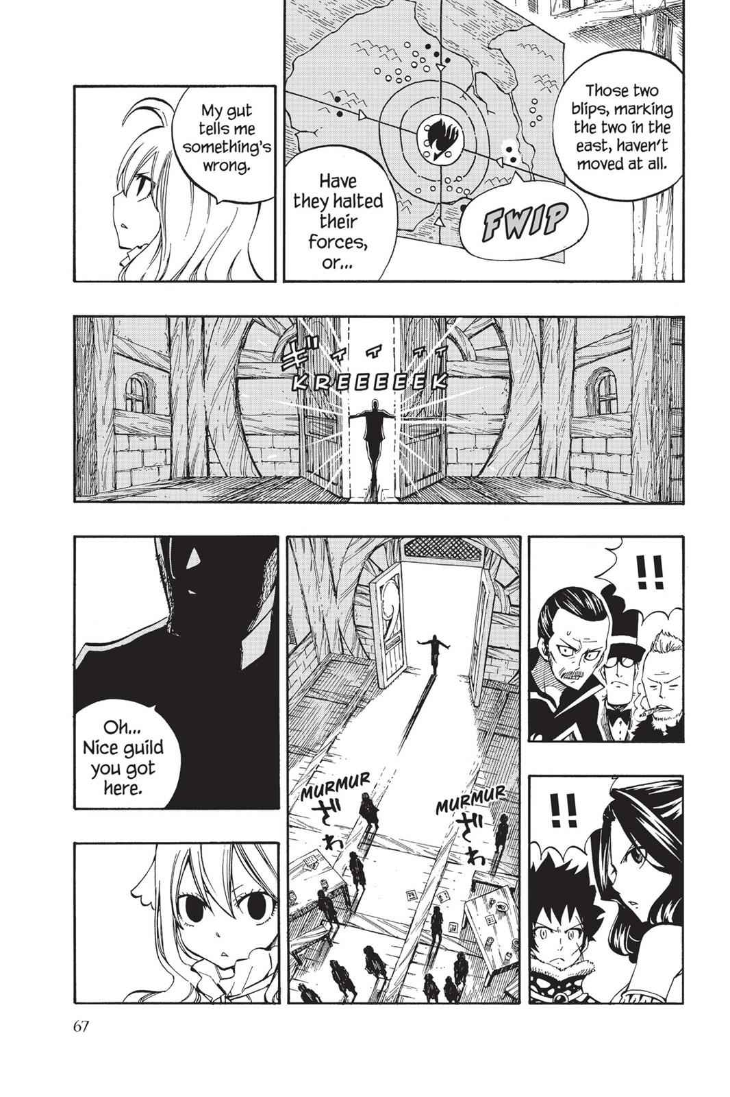 Fairy Tail Chapter 477 Page 5