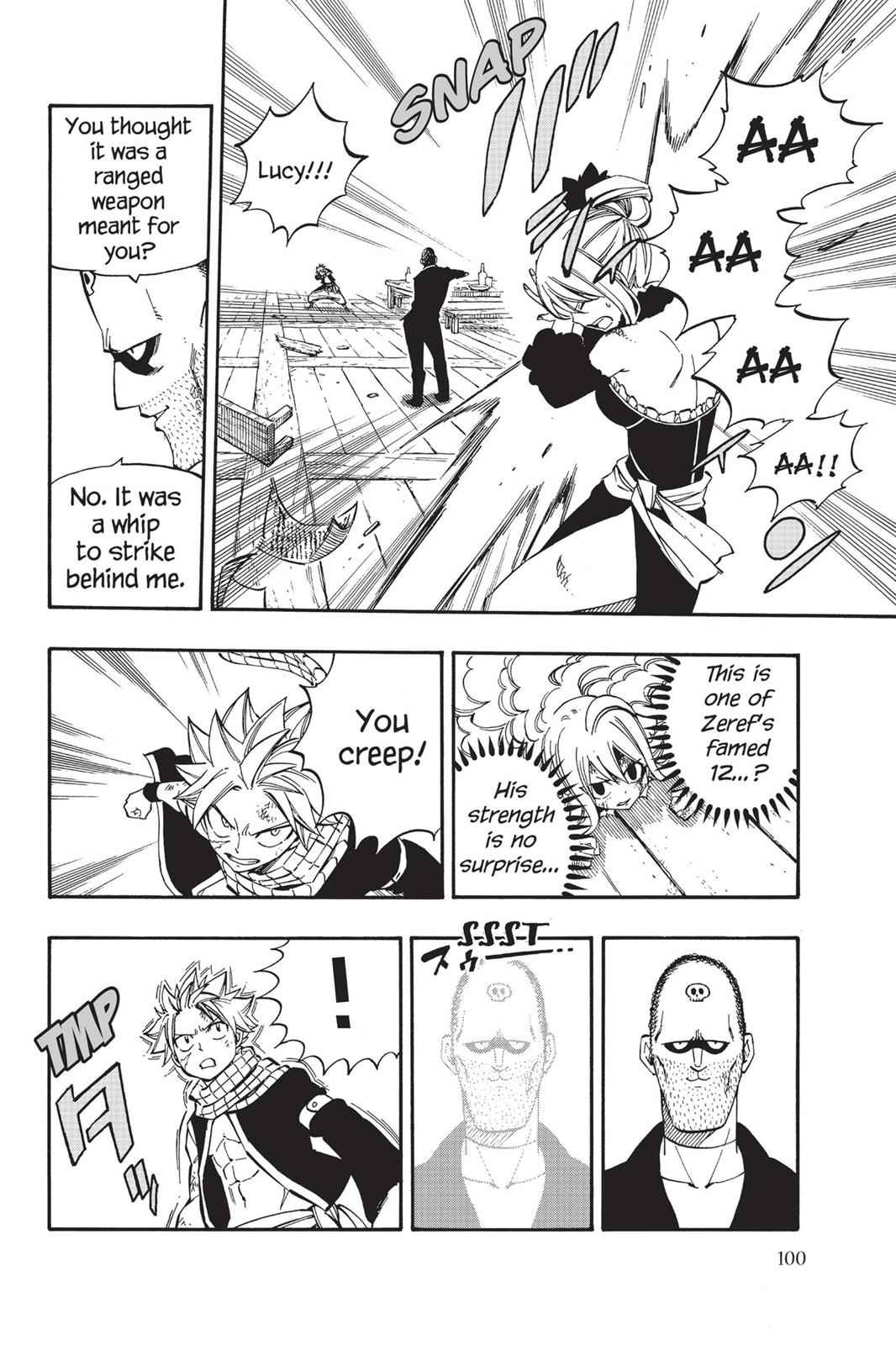 Fairy Tail Chapter 478 Page 12