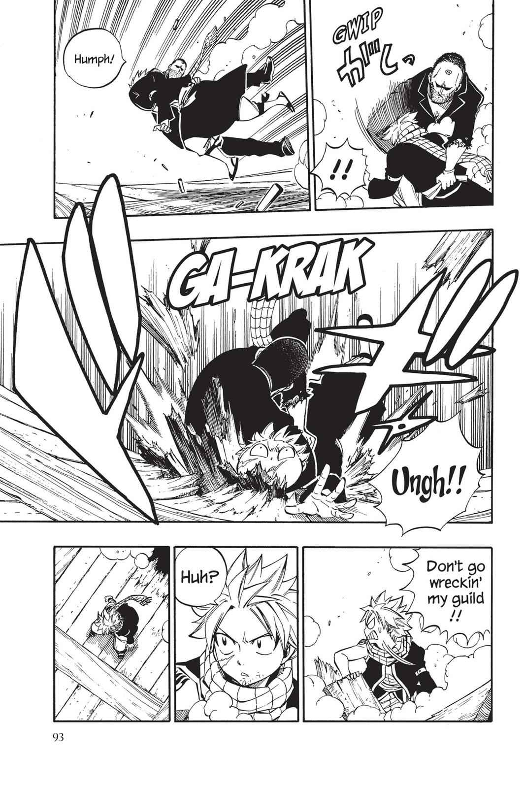 Fairy Tail Chapter 478 Page 5