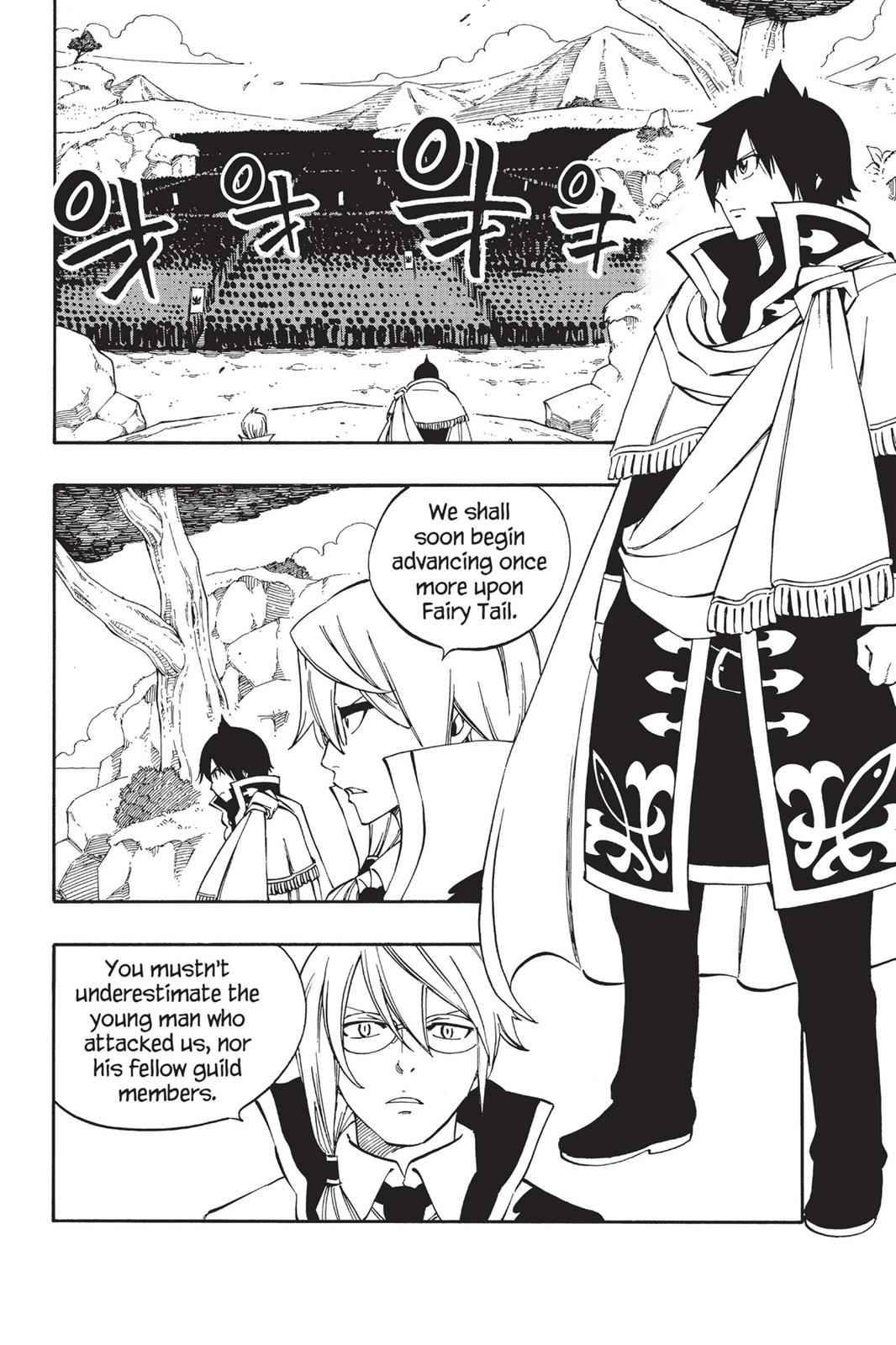 Fairy Tail Chapter 479 Page 2
