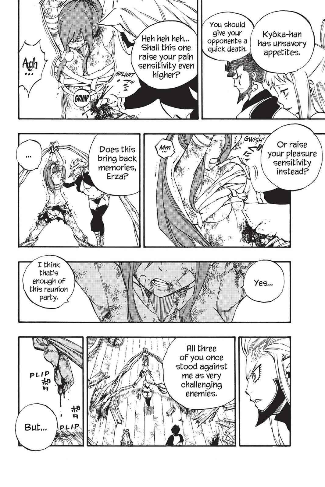 Fairy Tail Chapter 482 Page 14