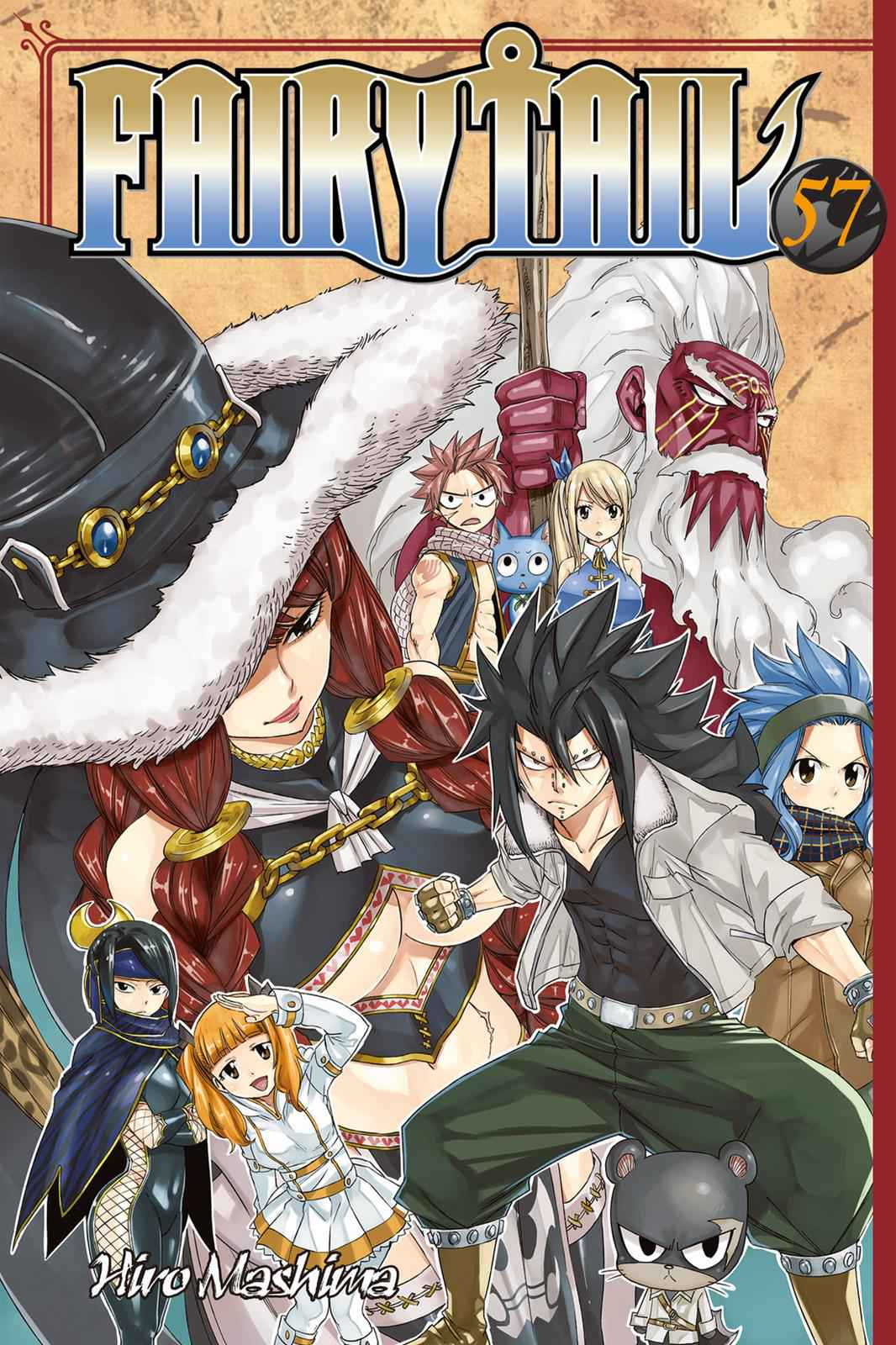 Fairy Tail Chapter 483 Page 1