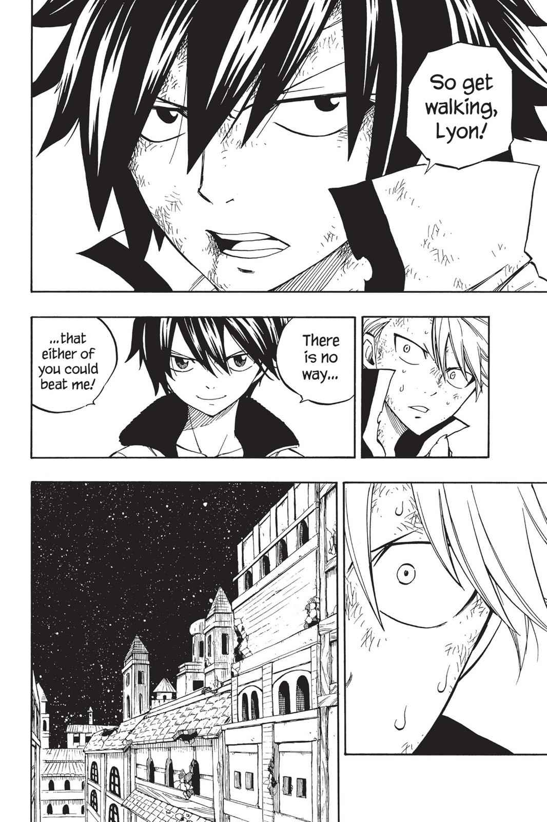 Fairy Tail Chapter 483 Page 11