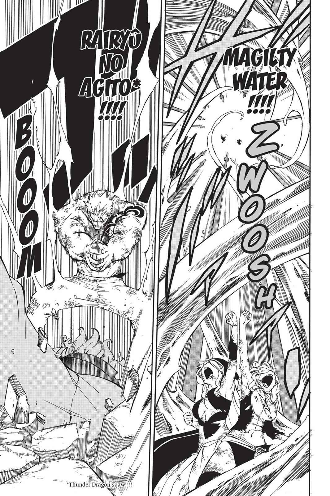 Fairy Tail Chapter 483 Page 16