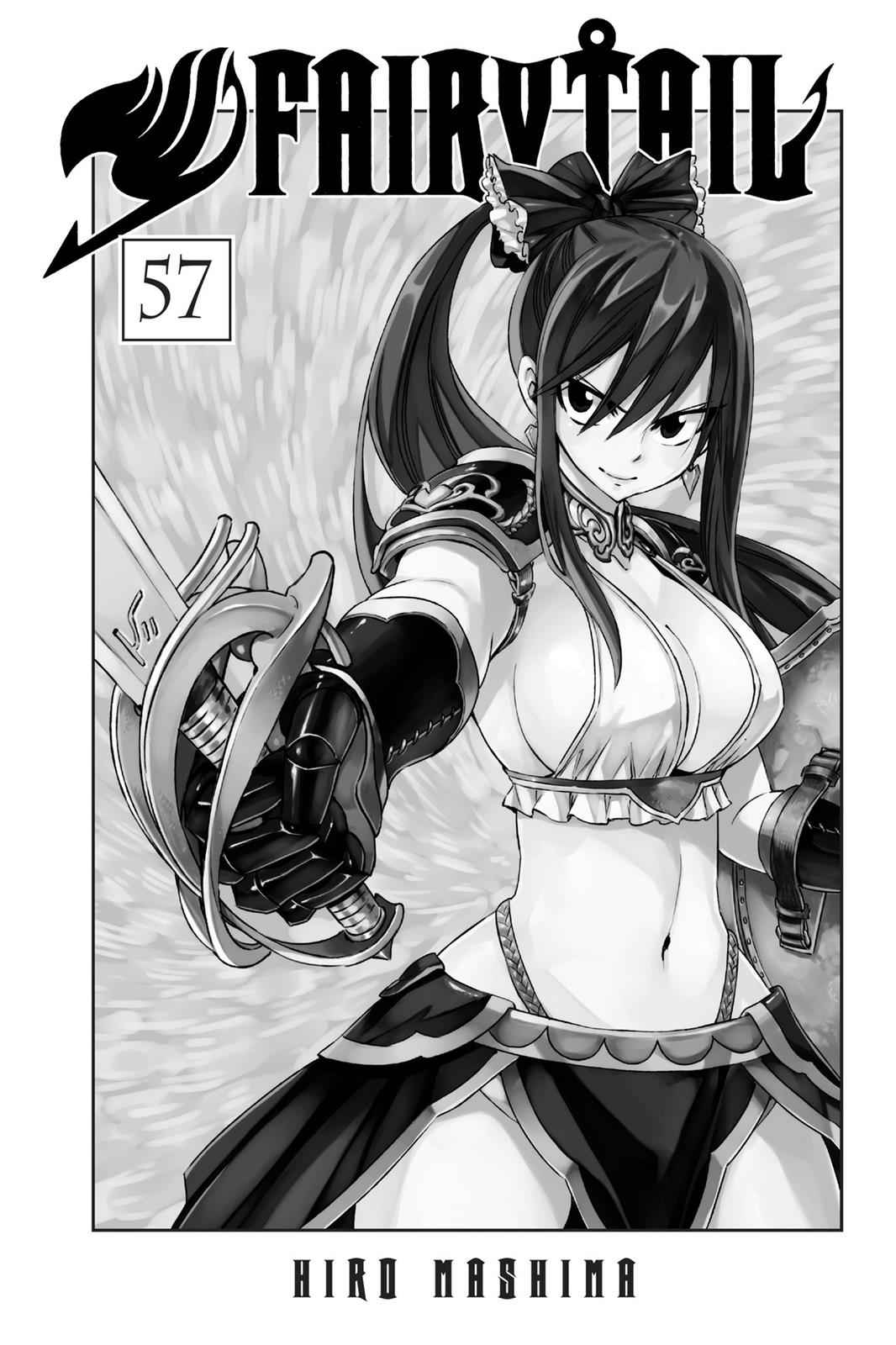 Fairy Tail Chapter 483 Page 2