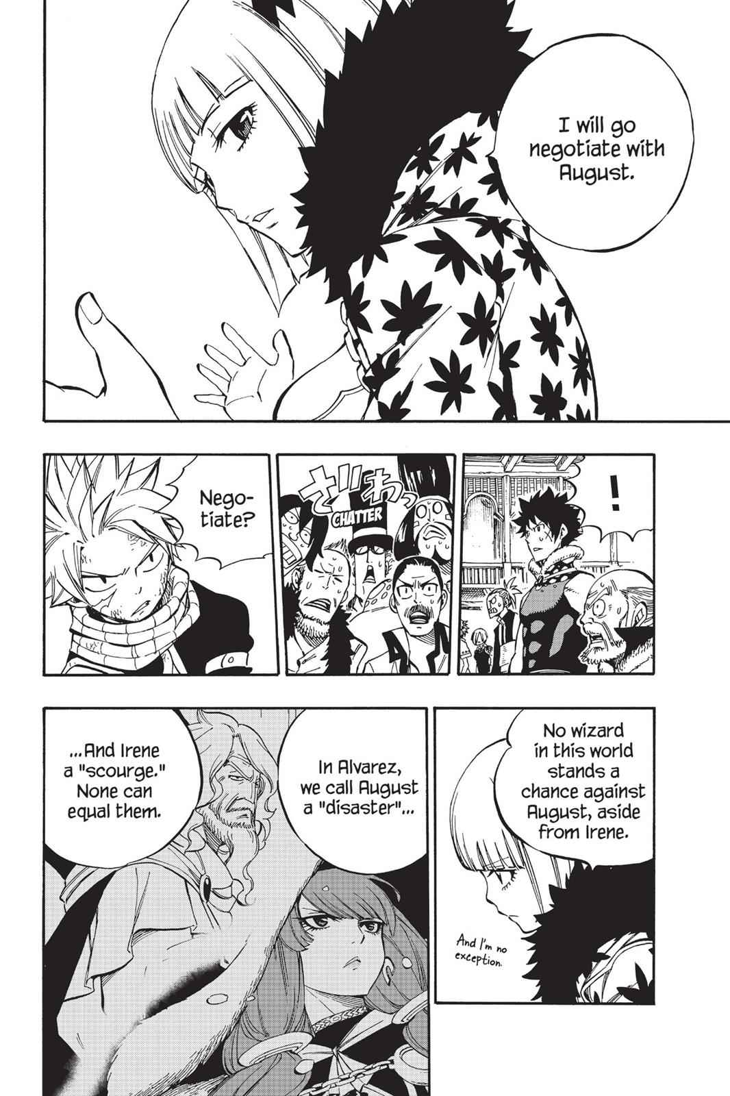 Fairy Tail Chapter 484 Page 10