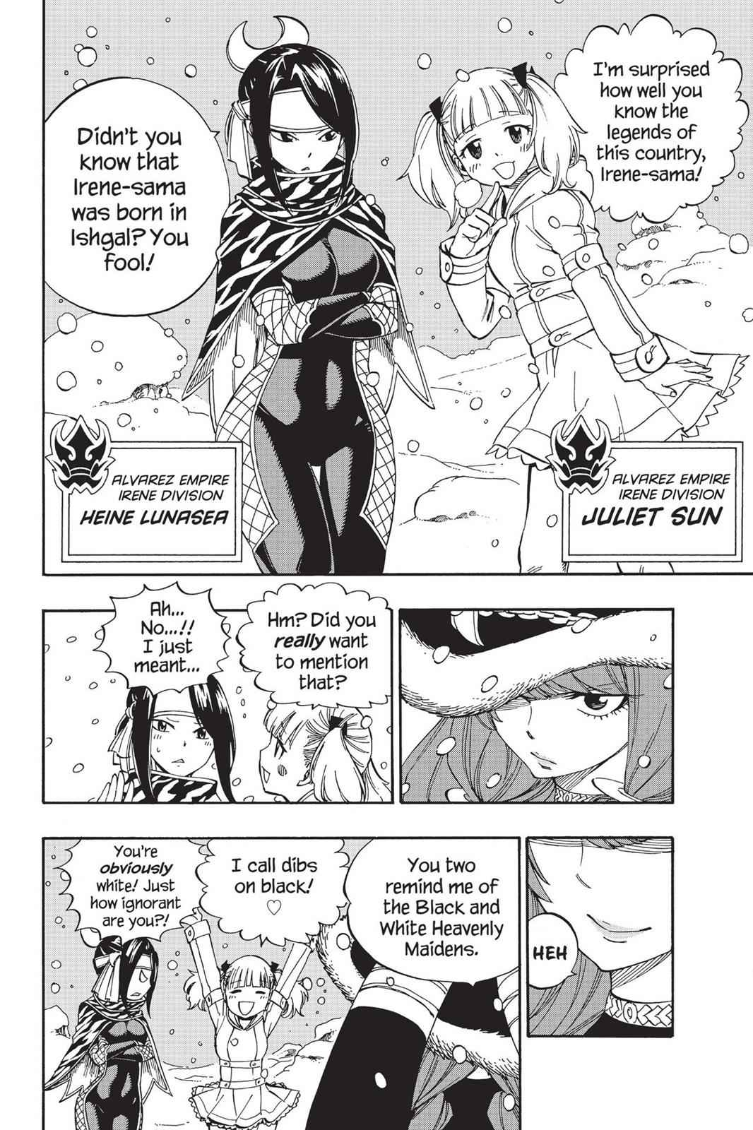 Fairy Tail Chapter 484 Page 14