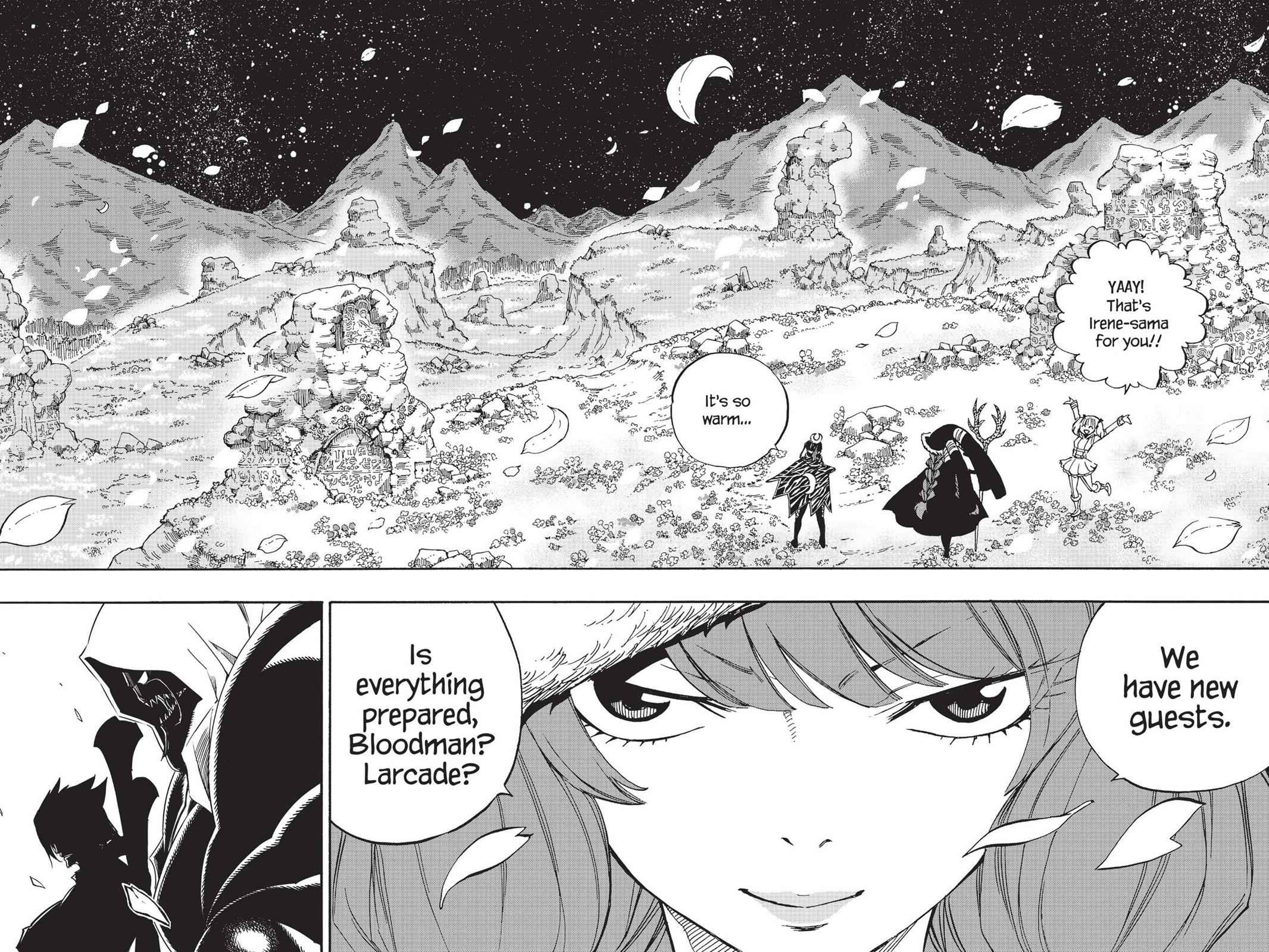 Fairy Tail Chapter 484 Page 18