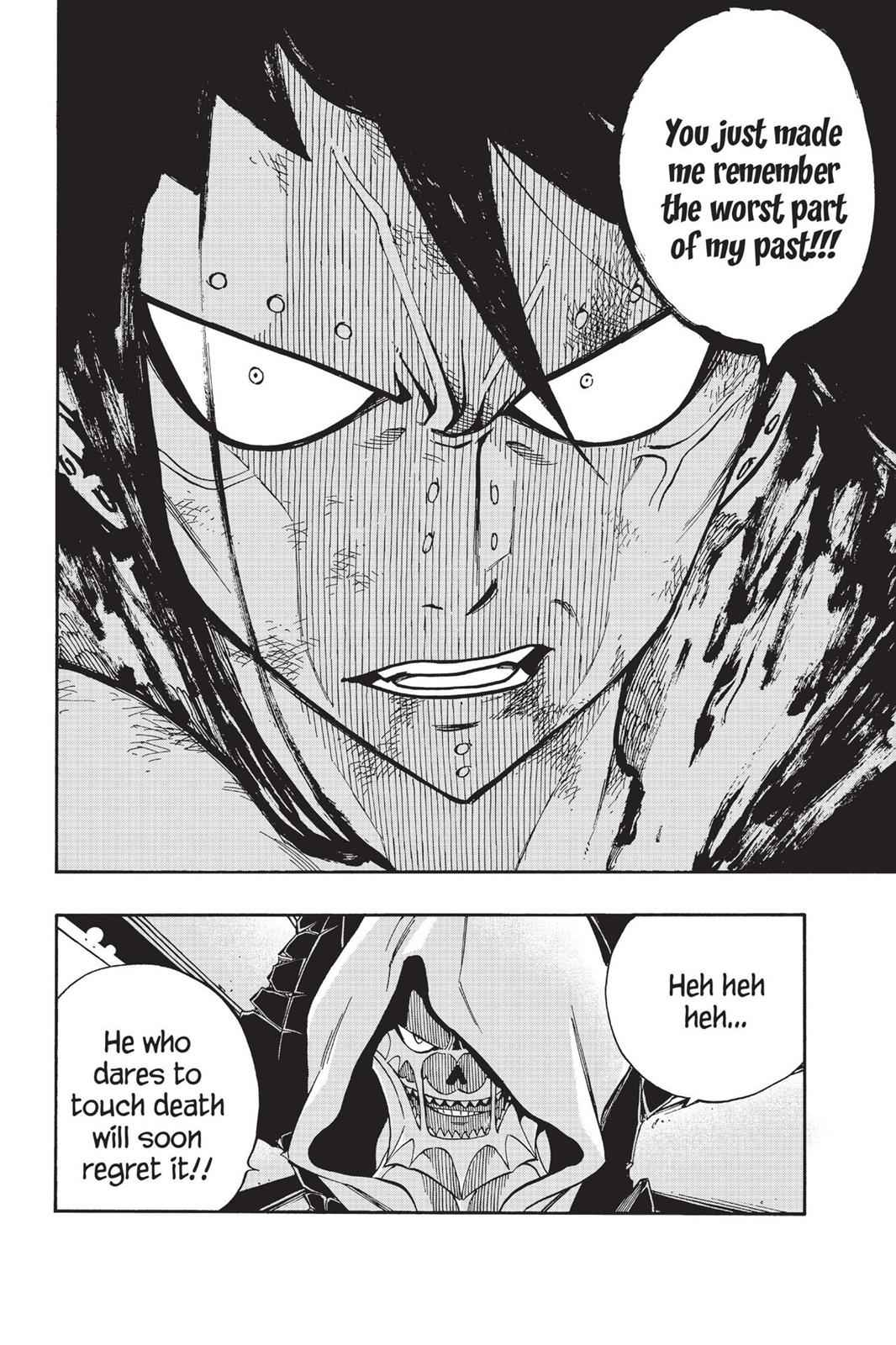 Fairy Tail Chapter 485 Page 19