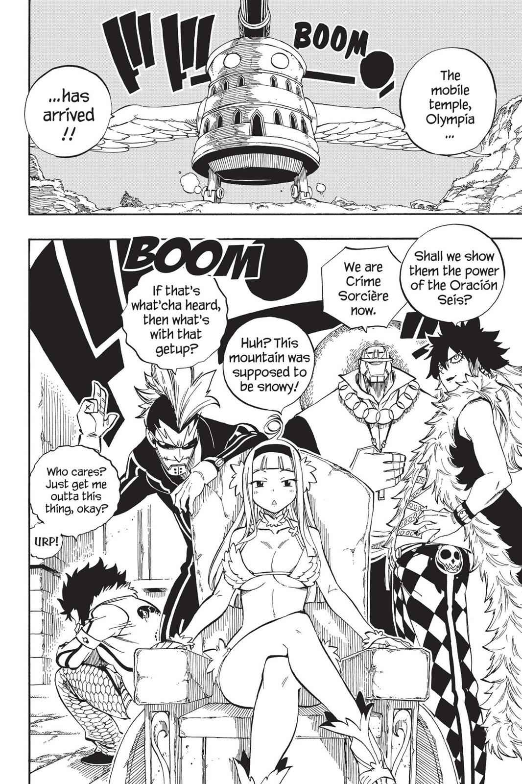Fairy Tail Chapter 486 Page 6