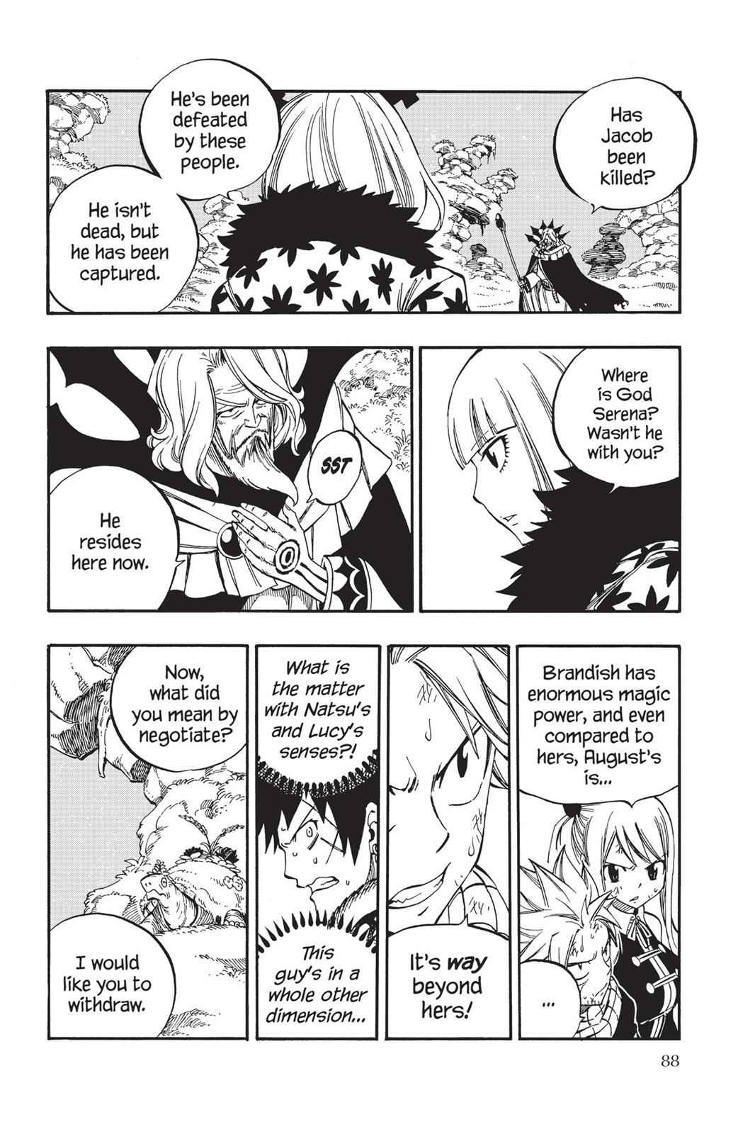 Fairy Tail Chapter 487 Page 2