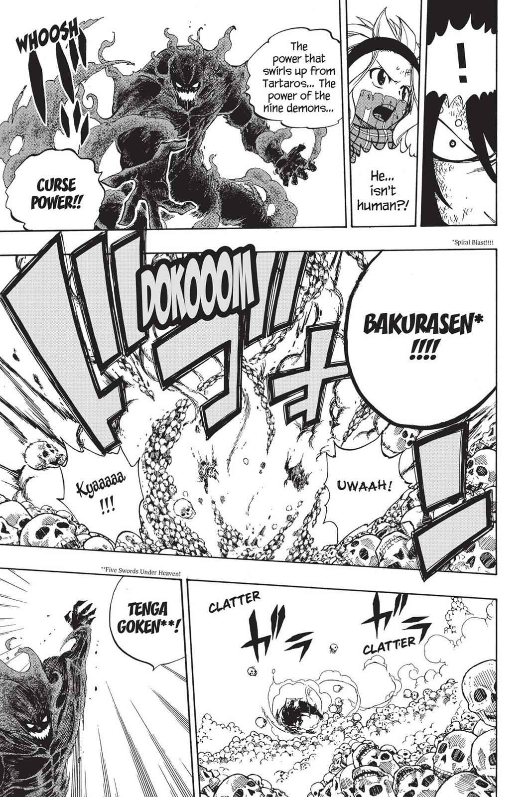 Fairy Tail Chapter 487 Page 7