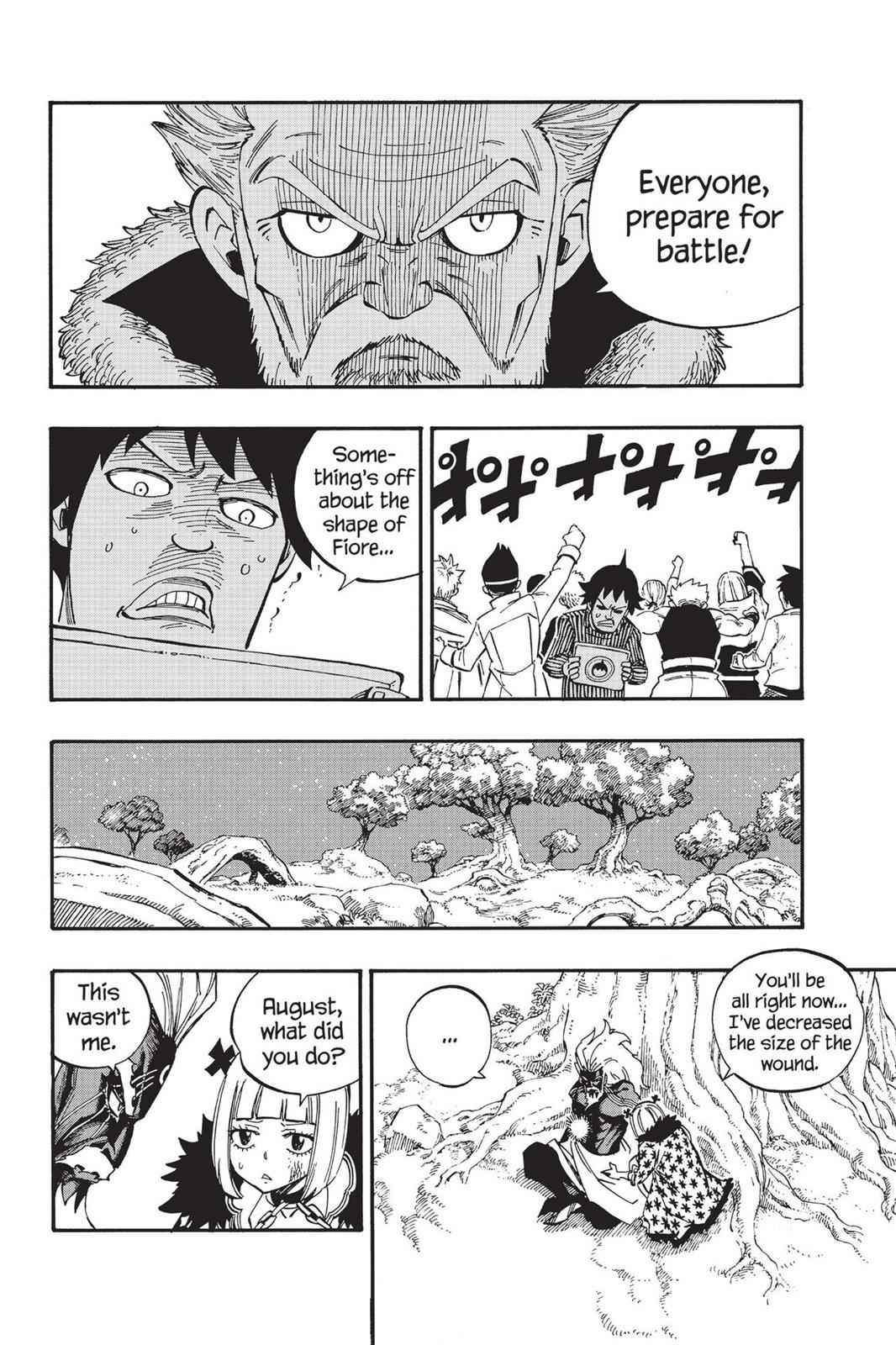 Fairy Tail Chapter 490 Page 12