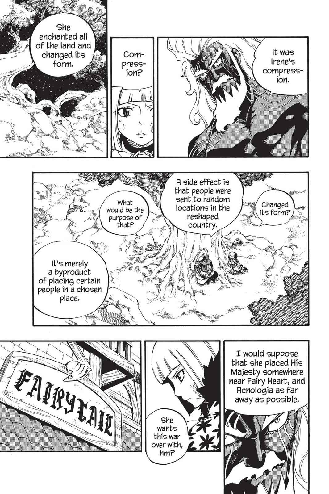Fairy Tail Chapter 490 Page 13