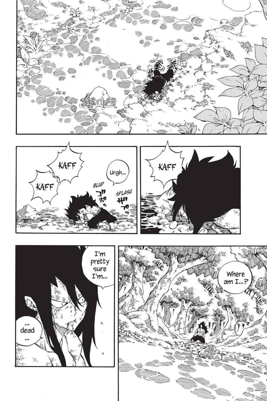 Fairy Tail Chapter 490 Page 18