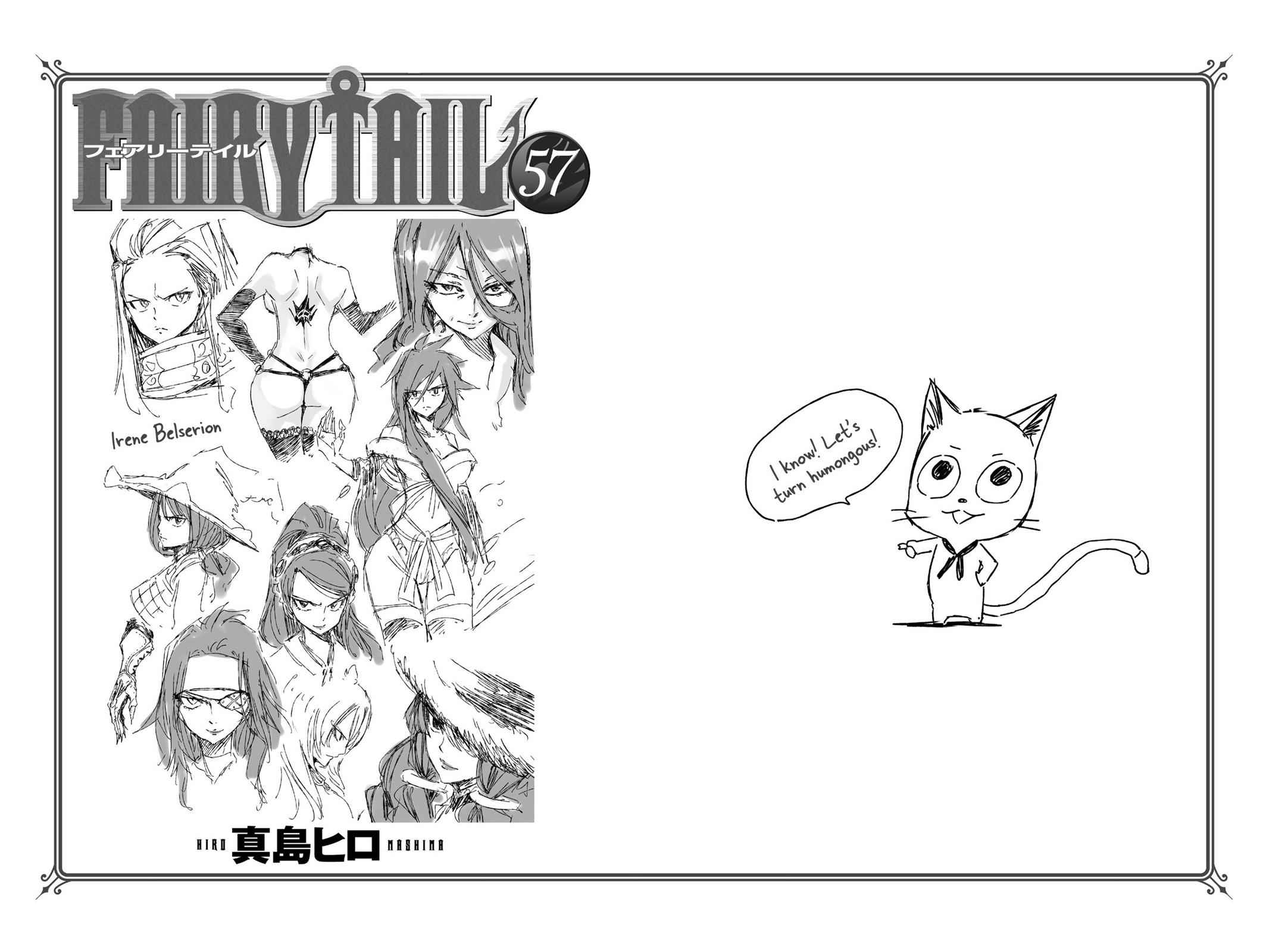 Fairy Tail Chapter 491 Page 22