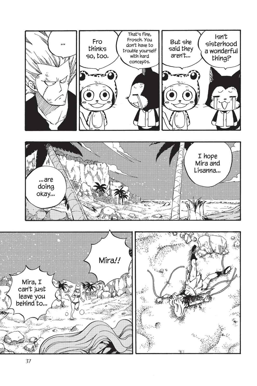 Fairy Tail Chapter 493 Page 15