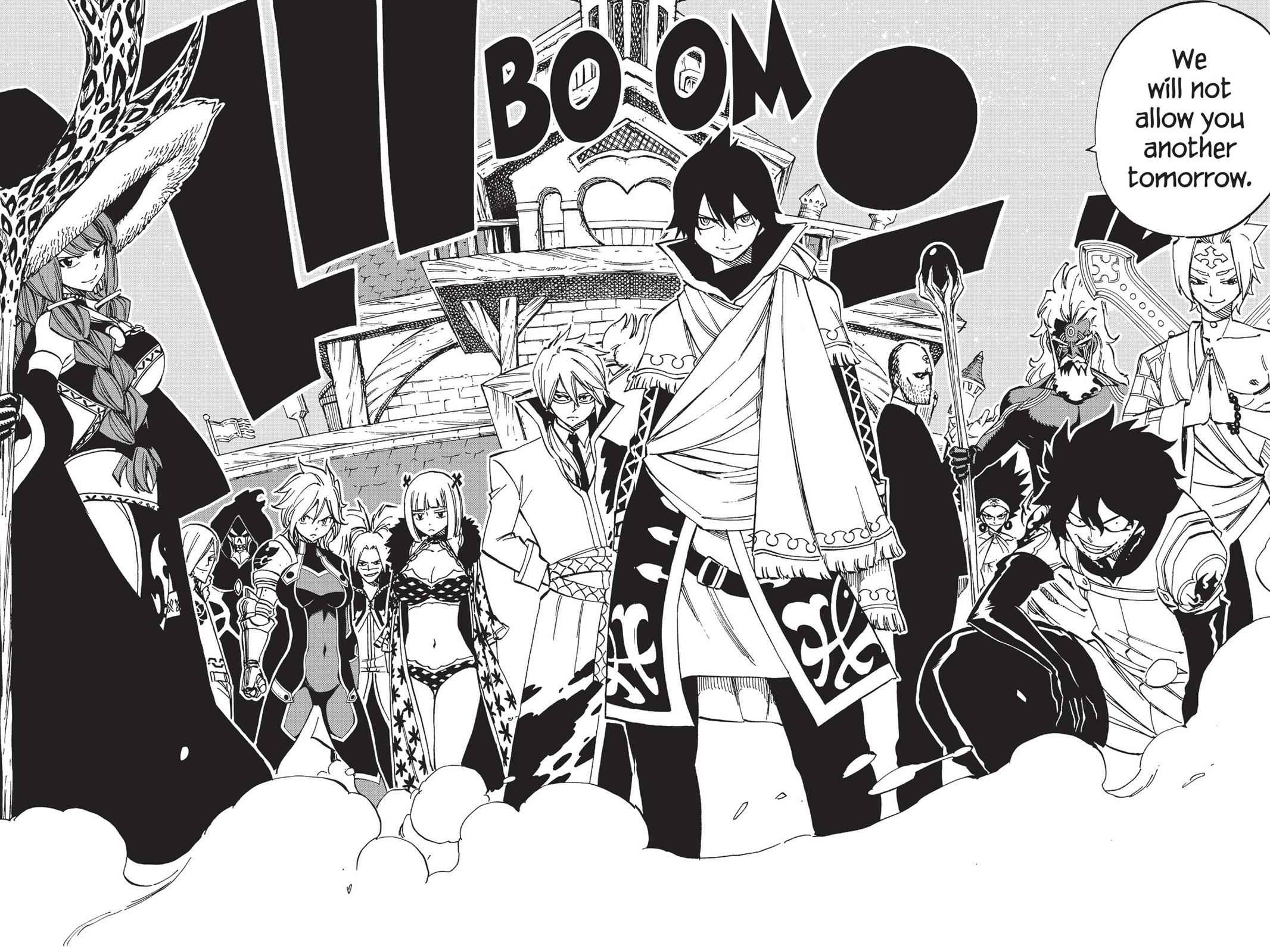 Fairy Tail Chapter 494 Page 15