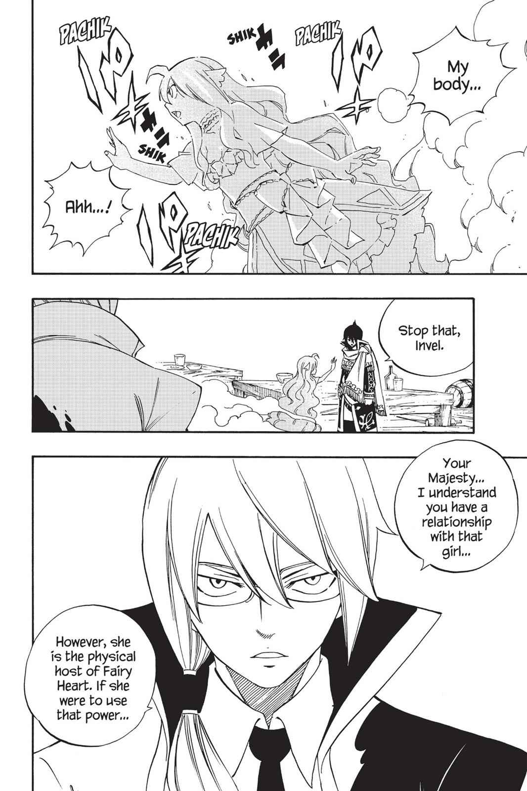 Fairy Tail Chapter 494 Page 4